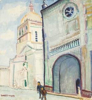 Mieczysław Lurczyński (1907 Petersburg – 1992 Paryż), Biały kościół
