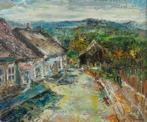 Maria Dziopak (ur. 1954), Widok z Kazimierza nad Wisłą