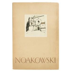 Stanisław Noakowski (1867-1928), Teka z 20 reprodukcjami