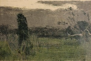 Jan Stanisławski (1860-1907) Sad ukraiński
