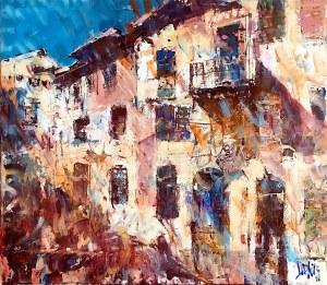 Krzysztof Ludwin, Włoskie wakacje - Siena w świetle, 2019
