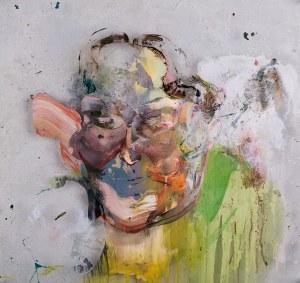 Michał Czuba, Portret kobiety, 2017