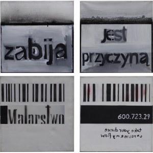 Radek Szlaga, Praca dyplomowa, 2005