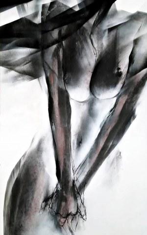 Sławomir Zięba, Akt Kobiecy, 2017