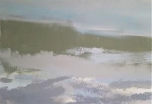 Andrzej Skarzyński, W chmurach, 2020