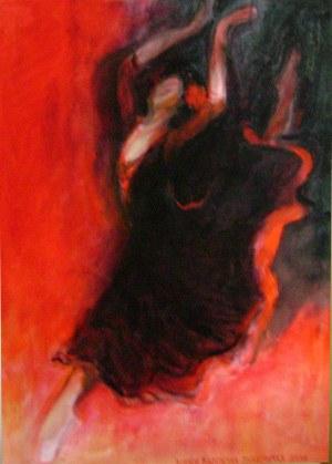 Wanda Badowska-Twarowska, Taniec Kitry z baletu Don Kichot, 2014