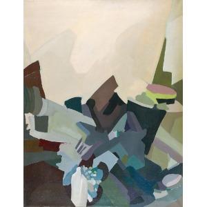 Danuta WESTRYCH (1955-2014), Kompozycja, 1985