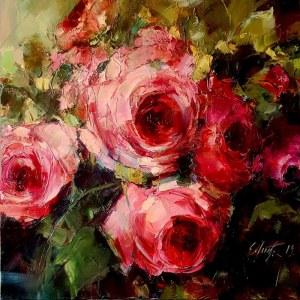 Grażyna Mucha, Róże