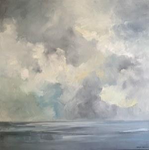 Joanna Dyląg - Faliszek, Chmury II
