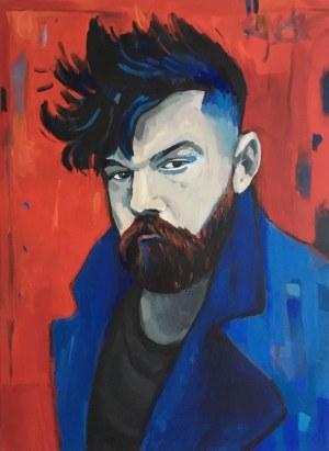 Tomasz Kokott, Portret mężczyzny jak kadr z filmu