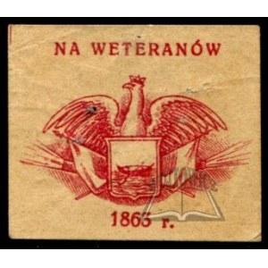 NA WETERANÓW 1863 r.