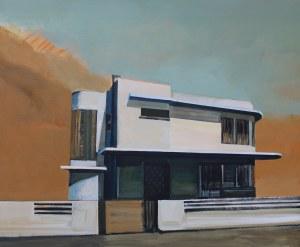Maria Kiesner, Dom modernistyczny, 2017