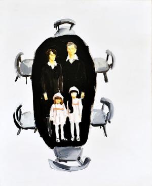 Judyta Krawczyk, Portret rodzinny, 2011
