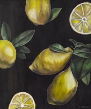 Aneta Klejnowska, Yellow Truth, 2018