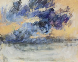Lidia Wnuk, Pejzaż wietrzny, 2019