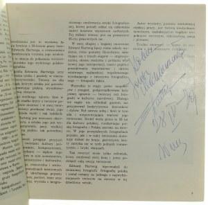 Edward Hartwig. Fotografia Z Lat 1924-1979. [Katalog Wystawy]