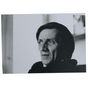 Andrzej Partum [Portret] Fotografia Andrzej Różycki [Life Time Print]