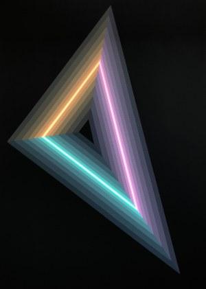 Izabela Kozłowska, Light Triangle, 2020