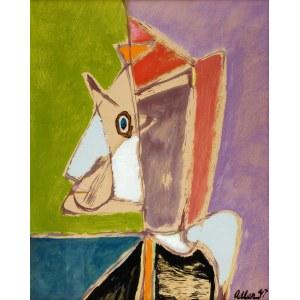 Jankiel Adler (1895 - 1949), Tajemnicza postać