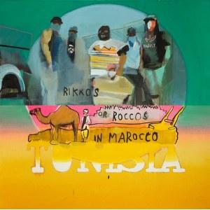 Radek Szlaga (ur. 1979), Riccos or Rokkos in Marokko, 2007