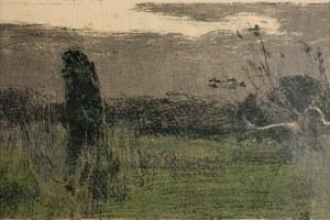 Jan Stanisławski (1860-1907), Sad ukraiński