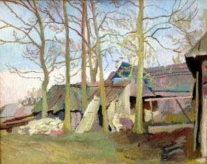 Stanisław Kamocki (1875-1944), Zagroda