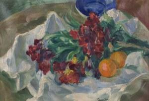 Jan Wacław (Zawado) Zawadowski (1891-1982), Pomarańcze, 1936 r.