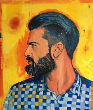 Tomasz Kokott, Men with orange sun