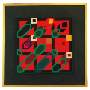 Krystyn ZIELIŃSKI (1929-2007), W-III 83, 1983