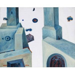 Ewa Miazek, Gadające wieże, 2004
