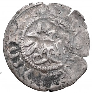 Vladislaus II, Halfgroat without date, Cracow