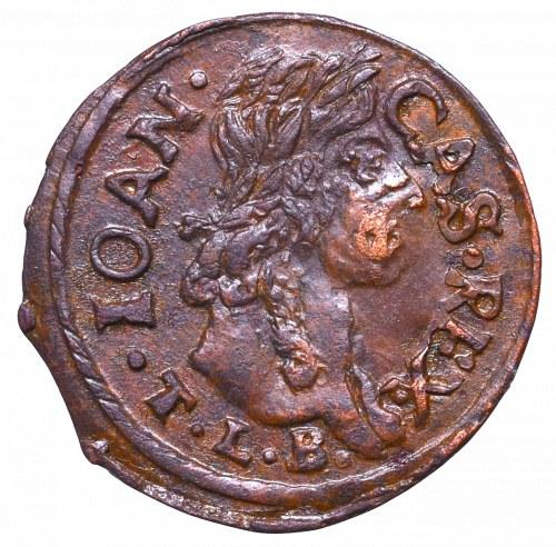 John II Casimir, Schilling 1661