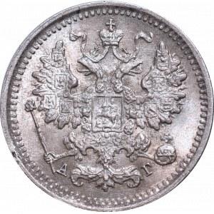 Russia, Alexander III, 5 kopecks 1891 АГ
