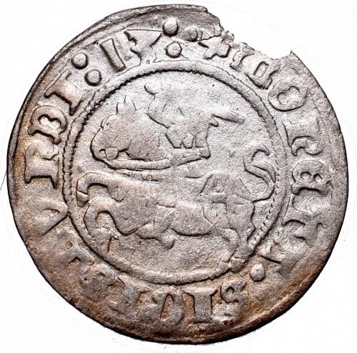 Sigismund I the Old, Halfgroat 1513, Vilnius