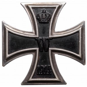 Germany, Weimar Republic, Iron Cross I Class for WWI