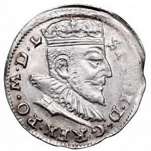 Sigismund III, 3 groschen 1591, Vilnius