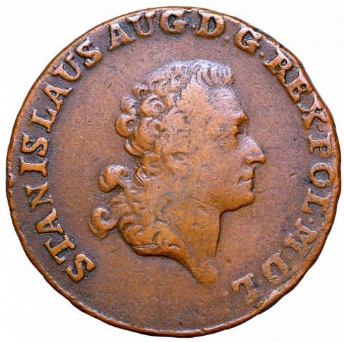 Stanislaus Augustus, 3 groschen 1791 EB