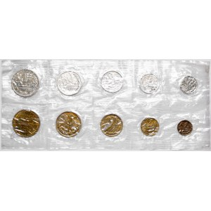 Soviet Union, Mint set 1966
