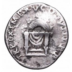 Roman Empire, Titus, Denarius