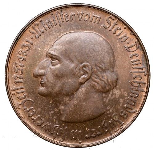 Germany, Weimar Republic, 100 mark 1922
