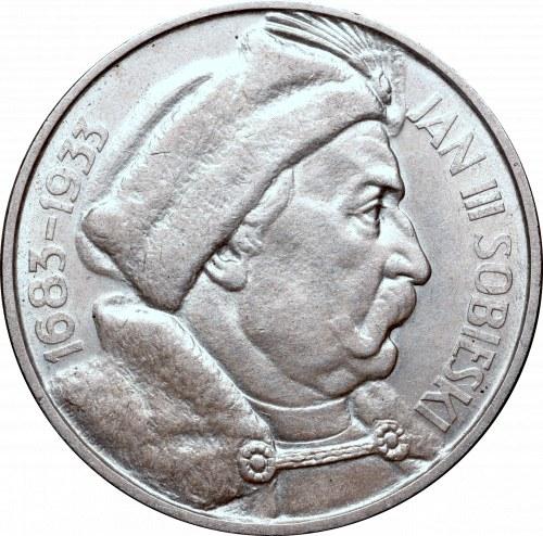 II Republic of Poland, 10 zloty 1933 Sobieski