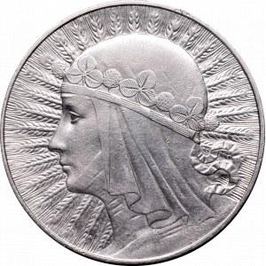 II Republic of Poland, 10 zloty 1933 Polonia