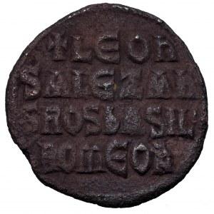 Byzantine, Leo VI and Alexander, Follis