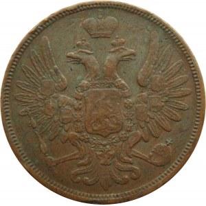 Rosja, Mikołaj I, 5 kopiejek 1852, Petersburg