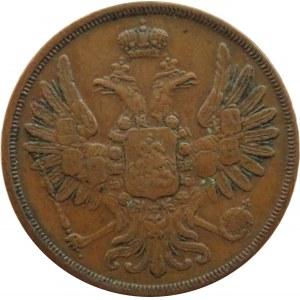 Rosja, Mikołaj I, 2 kopiejki 1850 E.M., Jekaterinburg