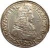 Śląsk, Ks. Nyskie, Franciszek Ludwik, 15 krajcarów 1694, piękny egzemplarz