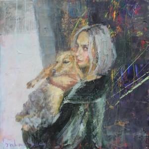 Olga Bukowska, Kiedy przechodzilłyśmy w nieznane, 2020