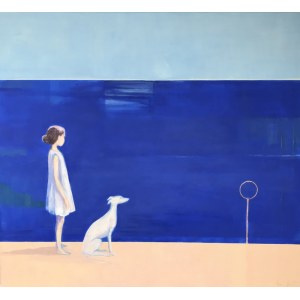 Ilona Herc, Greckie wakacje II, 2020