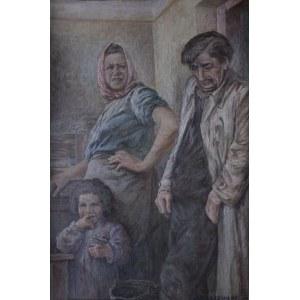 Juliusz Krajewski (1905-1992) Powrót do domu