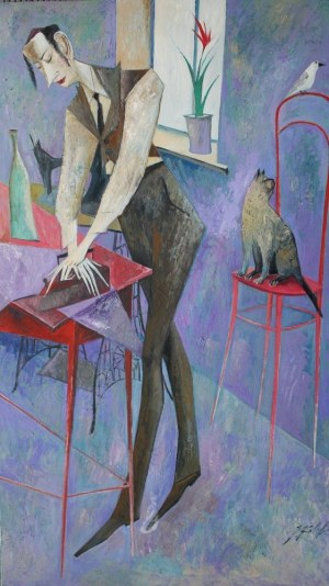 Iwan Kulik (ur.1959) Krawiec